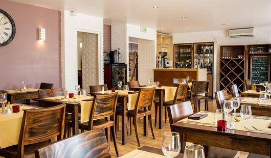Restaurant de l'hôtel Kyriad