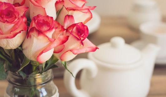 Café de la roseraie de Morailles