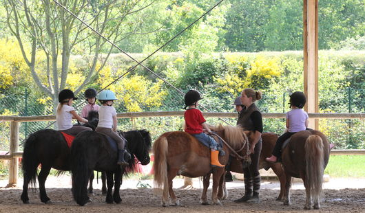 Centre Equestre Poney Club d'Orléans-la-Source