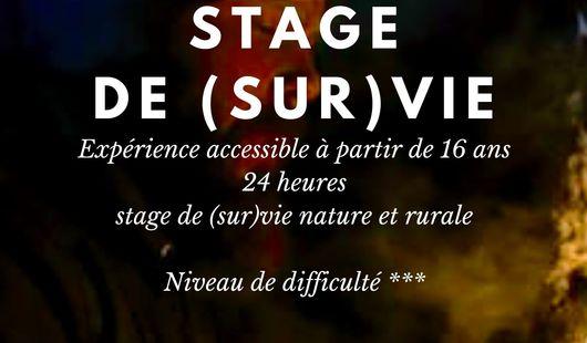 V-Survival - stage de survie