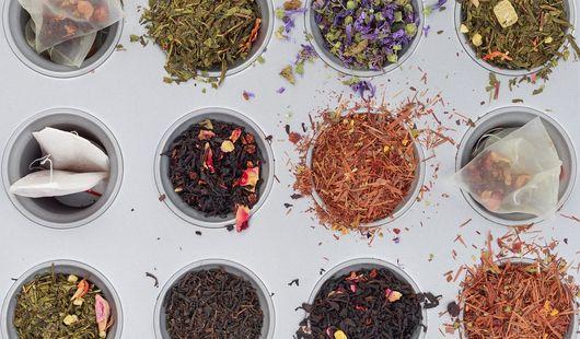 Ateliers dégustation de thé