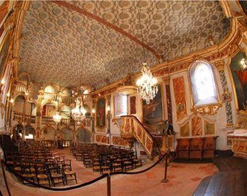 Iglesia de Lachapelle