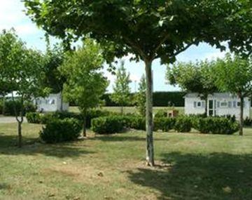 Casas móviles en campsite Le Bertranon