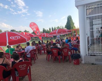 Snack-bar camping Le Lomagnol