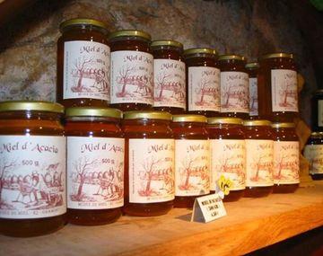 miel y productos a base de miel