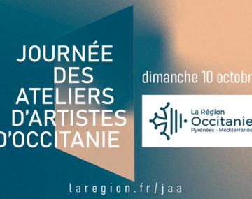 Journées des ateliers d'artistes d'occitanie