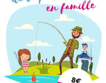 Atelier pêche famille