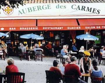 Restaurant Bar Brasserie L'Auberge des Carmes
