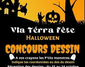 Via Térra fête Halloween