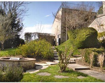 Le Jeu de l'Oie du Jardin du Pèlerin à Lauzerte