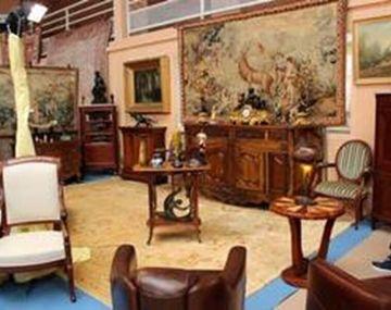 Salon Antiquités brocante