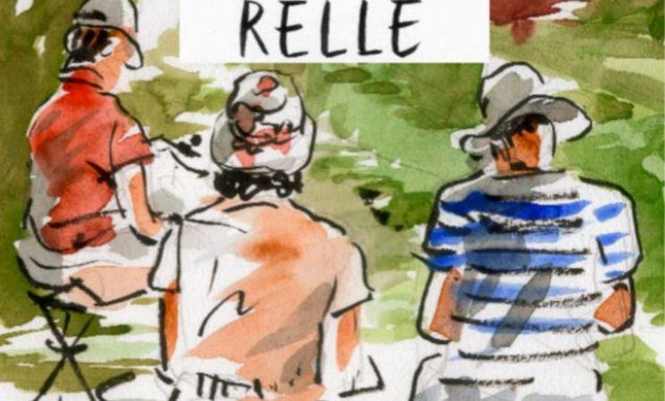 Cours aquarelles Groix; Morbihan; Bretagne Sud