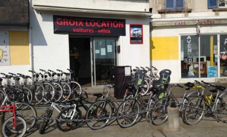 location vélos Morbihan ; loisirs Bretagne ; Groix