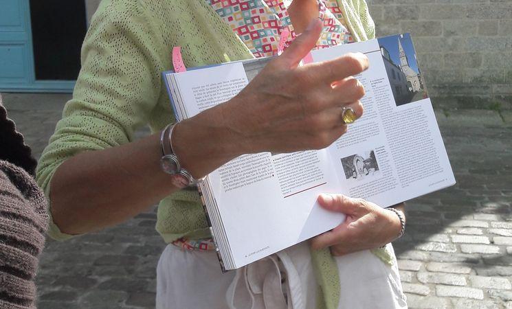 Guide conferencière Port-Louis; Visite Port-Louis; Groix; Morbihan; Bretagne Sud