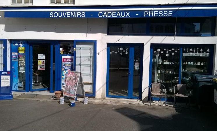Librairie Morbihan ; commerce Bretagne sud ; Groix