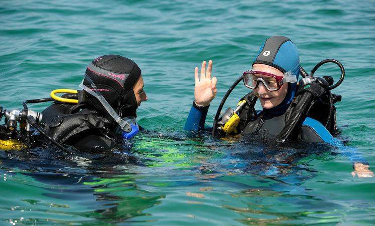 Plongee sous-marine Morbihan ; loisirs Bretagne ; Groix