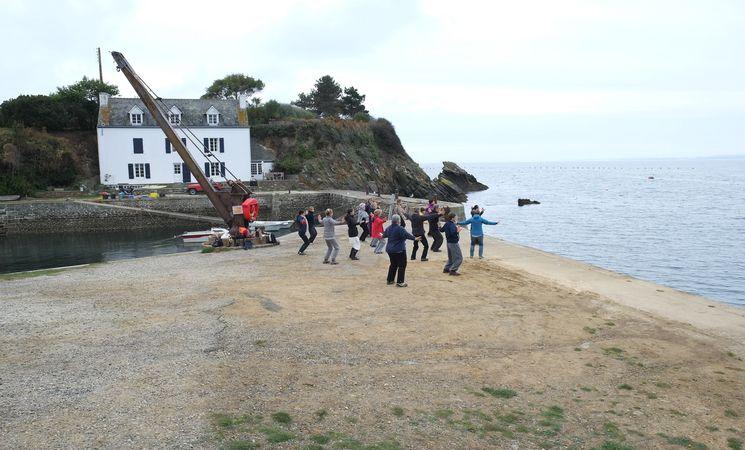 association Morbihan ; commerce Bretagne sud ; Groix