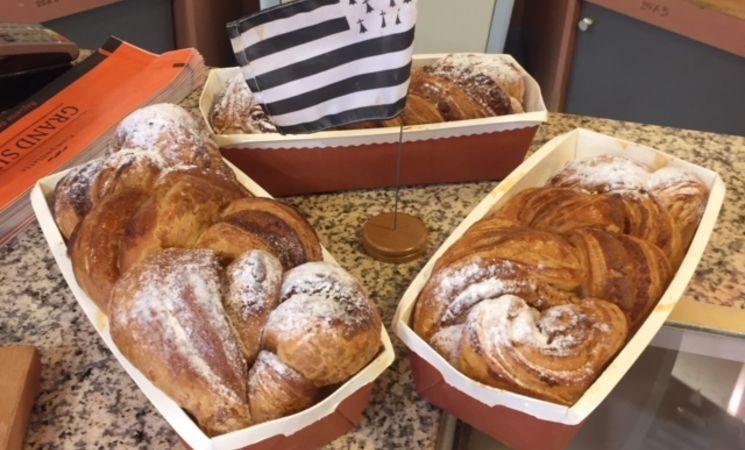 boulangerie Morbihan ; commerce Bretagne ; Groix