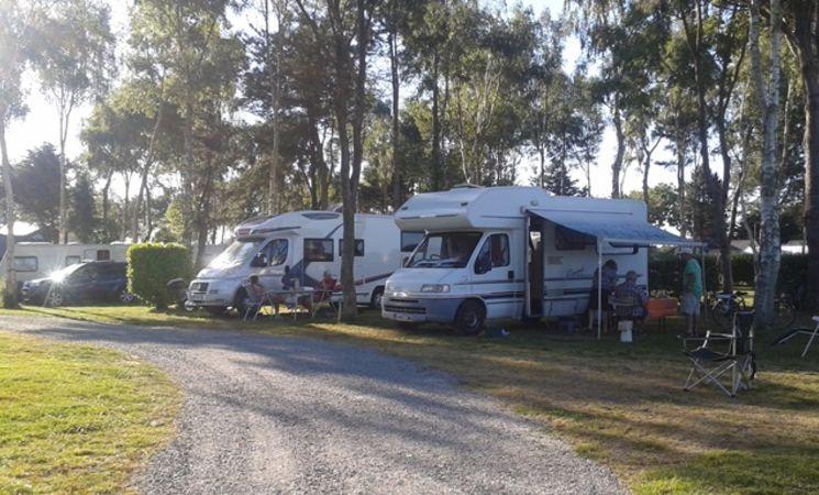 camping 4 étoiles Morbihan ; camping lorient ; Groix ; camping bretagne