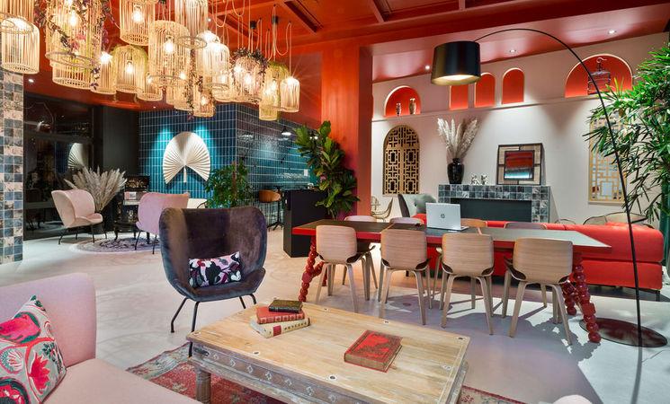 hotel 4 etoiles Morbihan;hotel lorient; Groix; hotel Bretagne