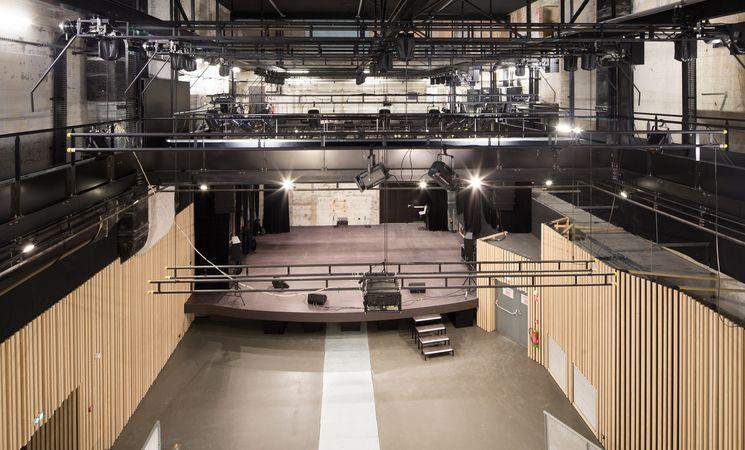 salle de spectacle lorient ; Commerce Morbihan; Bretagne sud