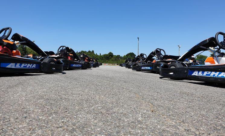 Karting Morbihan ; Karting Bretagne ; Groix