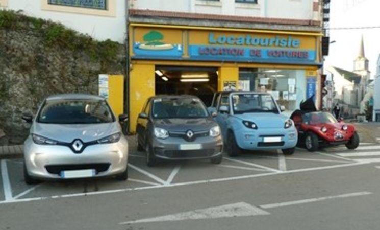 Location voiture; location morbihan; bretagne; groix