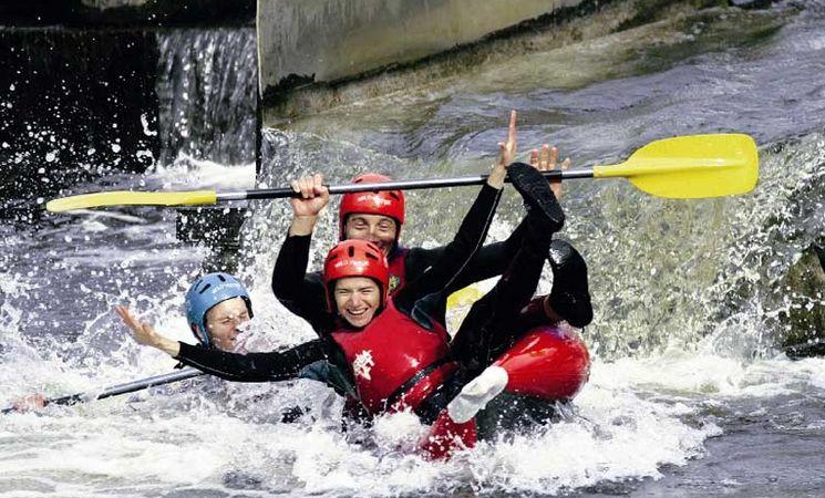 Kayak Morbihan ; loisirs Bretagne ; Groix