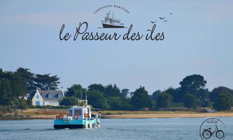 traversees maritimes Morbihan ; transports Bretagne sud ; Groix