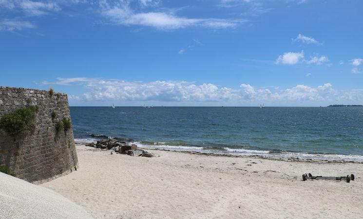 plage larmor-plage; plage morbihan; plage bretagne sud; groix