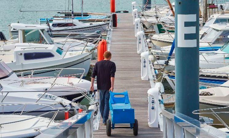 Port de plaisance Morbihan ; Port de plaisance Bretagne ; Groix