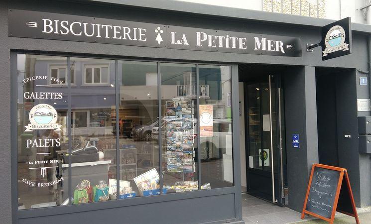 Biscuiterie Morbihan ; Bretagne ; Groix
