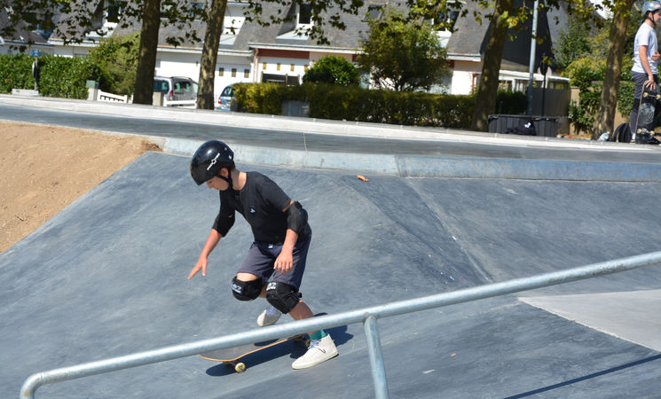 Skatepark Ploemeur; Skate Morbihan; Skate Bretagne Sud