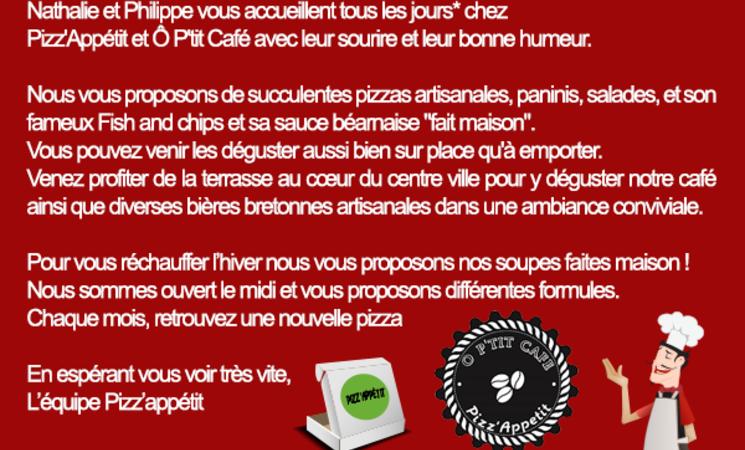 Pizz'appétit - Guidel