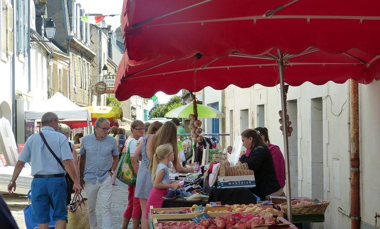 marché port-louis ; marché morbihan; marché bretagne sud; groix