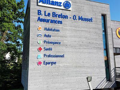 Cabinets Musset & Le Breton - Allianz Assurances