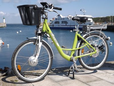 Au Vélo Vert