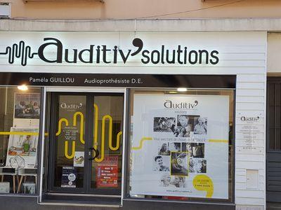 Auditiv' solutions - Pamela Guillou