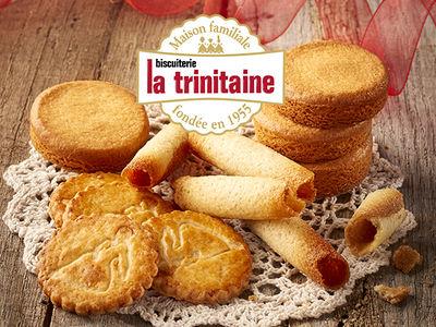 Biscuiterie La Trinitaine - Les saveurs de bretagne