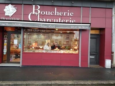 Boucherie - Charcuterie - Traiteur - Maison Rouillé SAS David et Fils