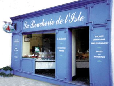 La Boucherie de l'Isle