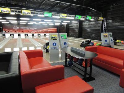 Metropolis - bowling - Laser