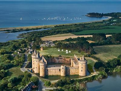 Le château de Suscinio et son Domaine