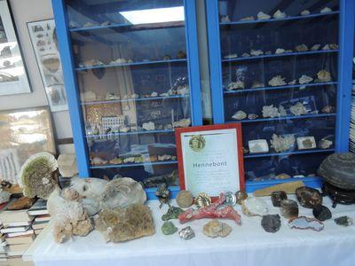 Club de minéralogie et de paléontologie du Pays d'Hennebont