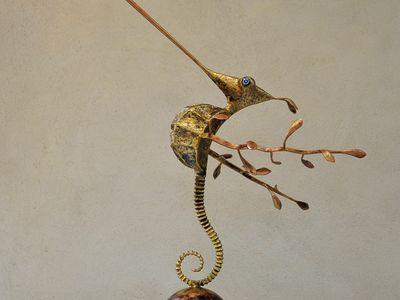 Eric Devantoy - Artiste Sculpteur