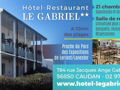 Hôtel-Restaurant Le Gabriel