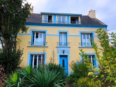 Maison d'hôtes - 14 personnes - Groix (La Grek - Mme Perroud)