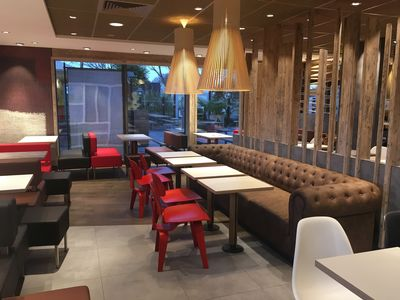 Restaurant Mc Donald's