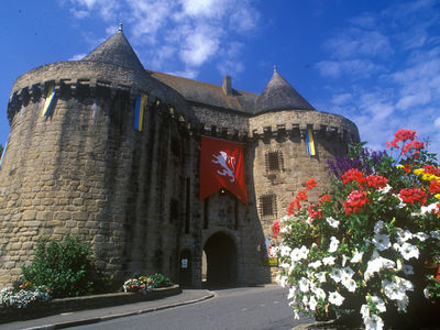 Musée de la Porte Broërec
