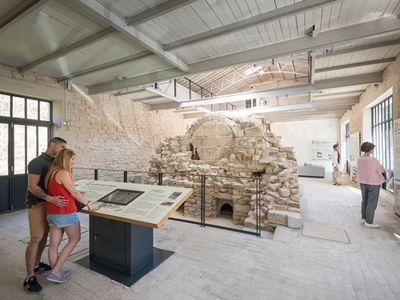Musée Les Bains de la Reine